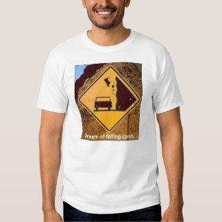 Fallende Kuh Shirt
