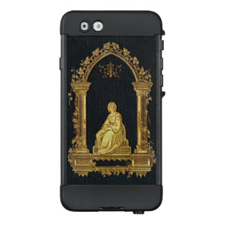 Falln Frau im Goldbucheinband LifeProof NÜÜD iPhone 6 Hülle