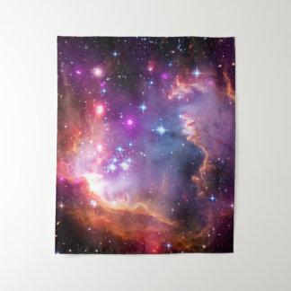Falln himmlische Galaxie Wandteppich