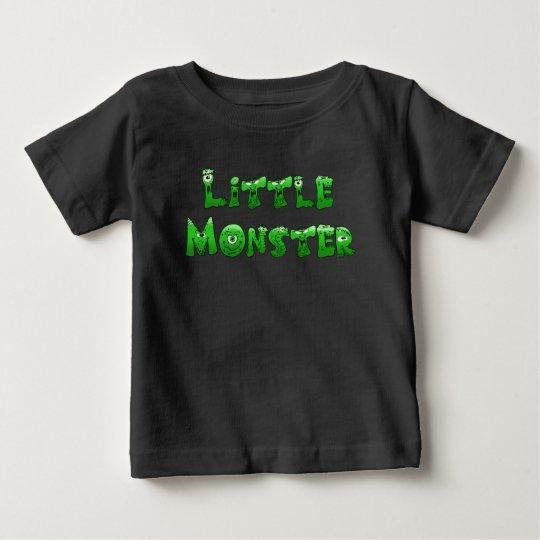 Falln kleines Monster Baby T-shirt