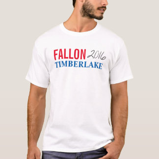 Fallon Timberlake 2016 PräsidentenSpaß-Shirt T-Shirt