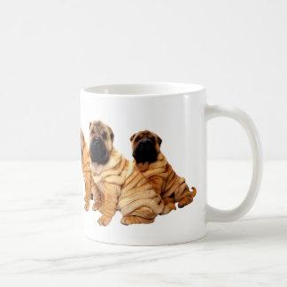 Falten sind schöne Tasse