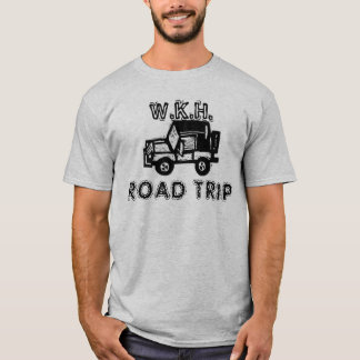 Familie AUTOREISE T-Shirt