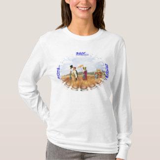 FAMILIE BRG BK T-Shirt