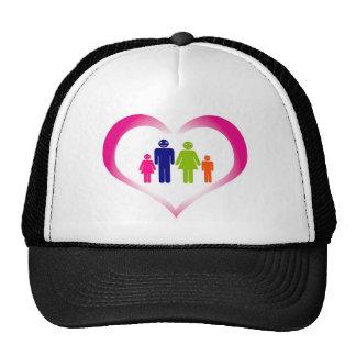 Caps mit Familien-Designs von Zazzle
