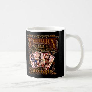Familie Vaughn Wiedersehen-Kaffee-Tasse Kaffeetasse