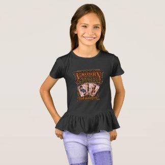 Familie Vaughn Wiedersehen-Mädchen-T - Shirtrock T-Shirt