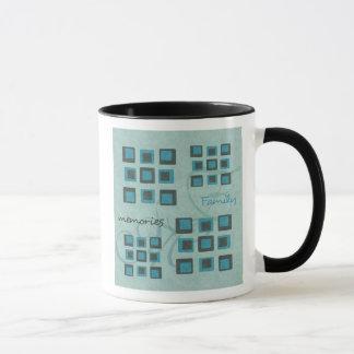 Familien-Erinnerungen - Tasse