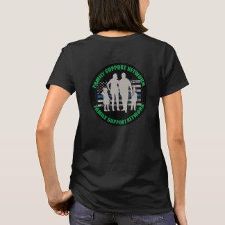 Familien-Stütznetz -2 T-Shirt