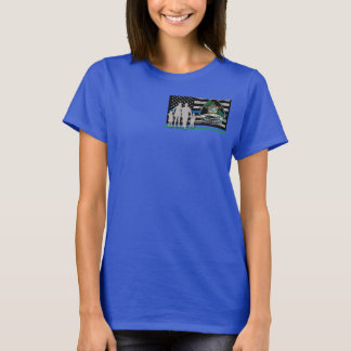 Familien-Stütznetz T-Shirt