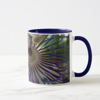 Familien-Tassen-Set - Leidenschafts-Blume Tasse