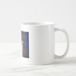 Familienporträt Kaffeetasse