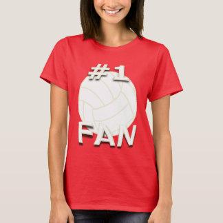 Fan-T - Shirt des Volleyball-#1