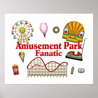 Fanatique de parc d attractions
