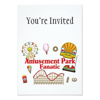 Fanatique de parc d'attractions