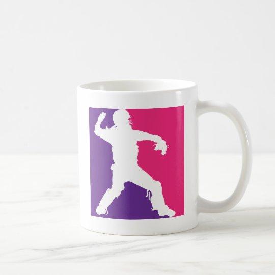 Fänger, 3 Farbe PWP Kaffeetasse