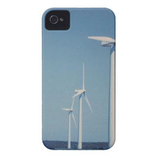 FANS der alternativen Energie: WIND, Solar, iPhone 4 Case-Mate Hülle