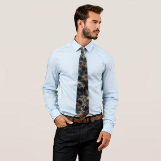 Fantasie-Drache Bedruckte Krawatte