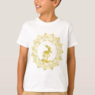 Fantasie-Einhorn-Entwurfs-Kleid T-Shirt