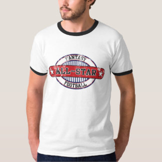 Fantasie-Fußball All-Star- T-Shirt
