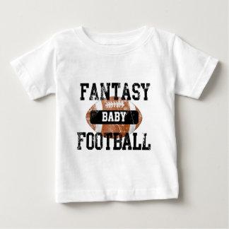 Fantasie-Fußball-Baby Baby T-shirt