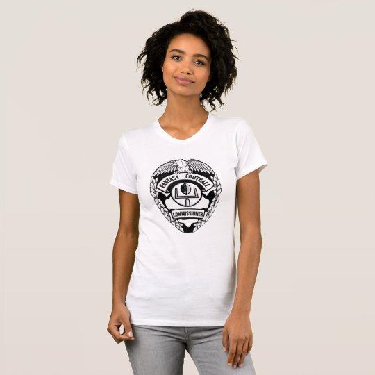 Fantasie-Fußball-Beauftragter T-Shirt
