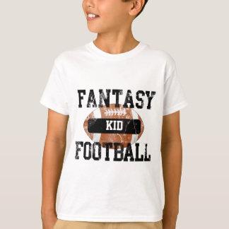 Fantasie-Fußball-Kind T-Shirt
