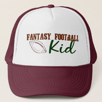 Fantasie-Fußball Truckerkappe