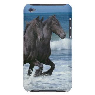 Fantasie-Pferde: Friesische Rinder u. Meer iPod Touch Hüllen