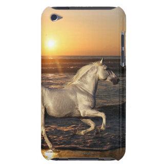 Fantasie-Pferde: Sonnenuntergang Case-Mate iPod Touch Case