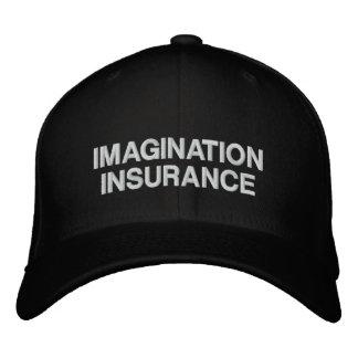 Fantasie-Versicherungs-schwarzer Hut