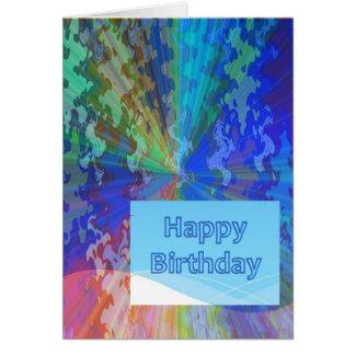 Fantastische alles- Gute zum Geburtstagsammlung Grußkarte
