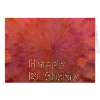 Fantastische alles- Gute zum Geburtstagsammlung Karte