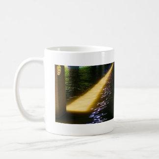 Fantastische Anmut: Genießen Sie und teilen Sie Kaffeetasse