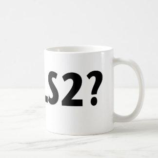 Fantastische erhaltene Tasse LS2