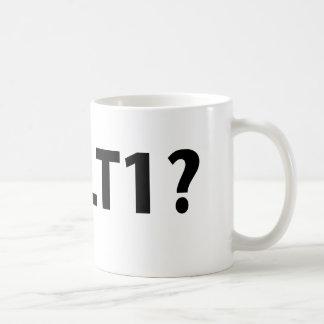 Fantastische erhaltene Tasse LT1