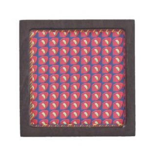 Fantastische Muster-bunte Grafik-Digital-schöne Schmuckkiste