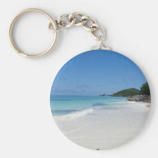 fantastische Seychellen Schlüsselanhänger