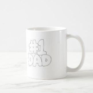 Fantastische Tasse des Vatertags