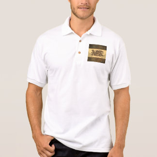 Fantastischer Drache Polo Shirt