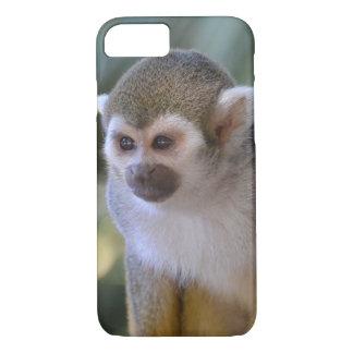 Fantastischer Eichhörnchen-Affe iPhone 7 Hülle