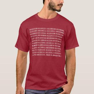 FANTASTISCHER GEEK-BINÄRER CODE MIT MITTEILUNG T-Shirt