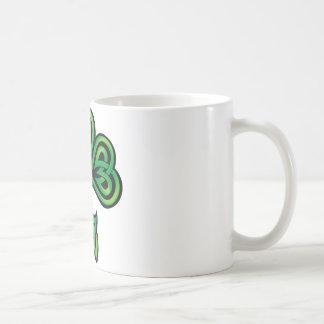 Fantastischer Klee-Entwurf Kaffeetasse