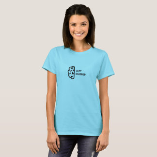 Fantastischer links Brained T - Shirt