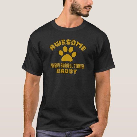FANTASTISCHER PASTOR-RUSSELL-TERRIER-VATI T-Shirt