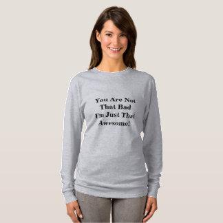 Fantastischer T - Shirt (lange Hülse)