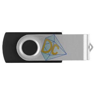 Fantastischer USB-Antrieb DCs Swivel USB Stick 3.0