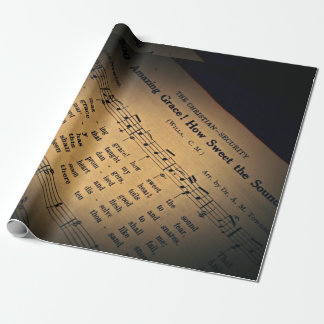 Fantastisches Anmut-Geschenk-Verpackungs-Papier Geschenkpapier