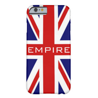 Fantastisches BRITISCHES Flagge REICH Barely There iPhone 6 Hülle