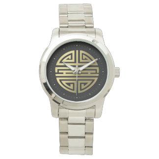 Fantastisches chinesisches Schriftzeichen der Armbanduhr